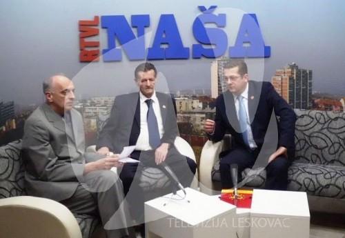 RTV Leskovac NASA