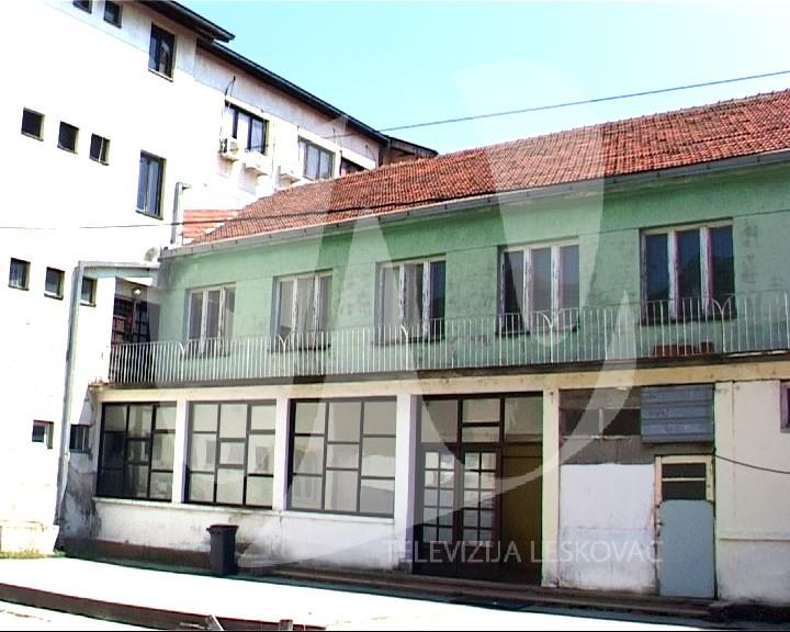 Dom Partizana ustupljen školio