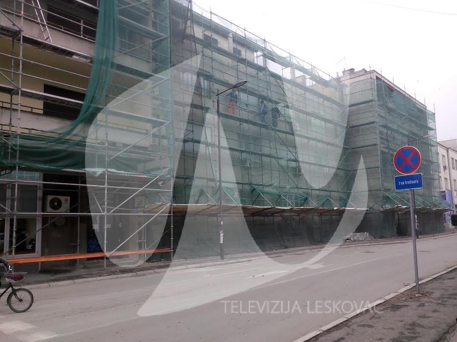 Dobijaju nove fasade za 300 dinara mesečno