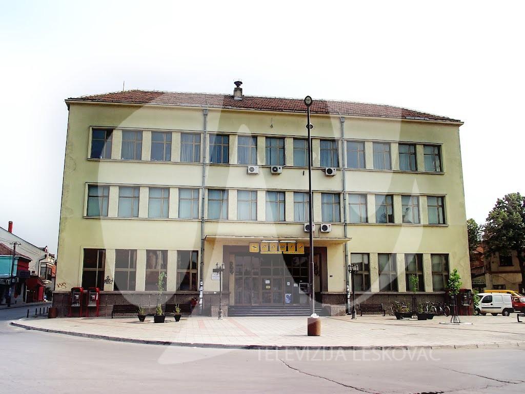 Vranjanci oteli poštu Leskovcu