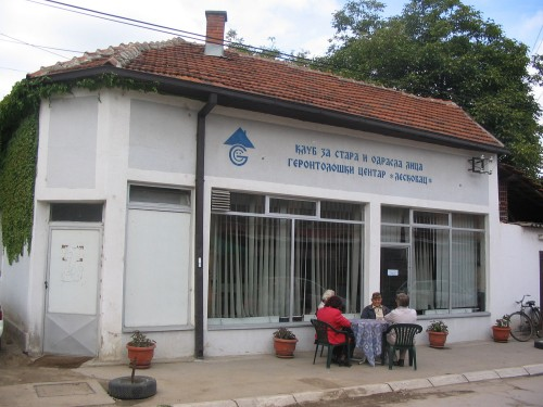 klub za stare