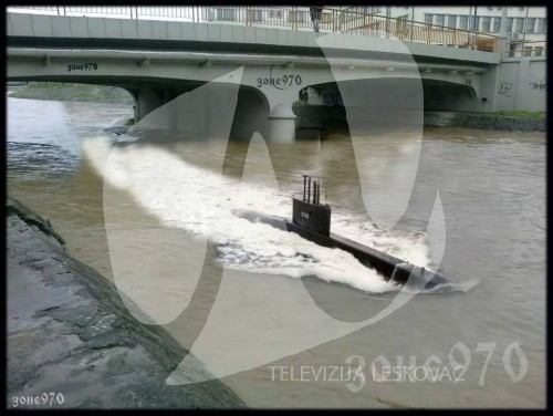 podmornica 1